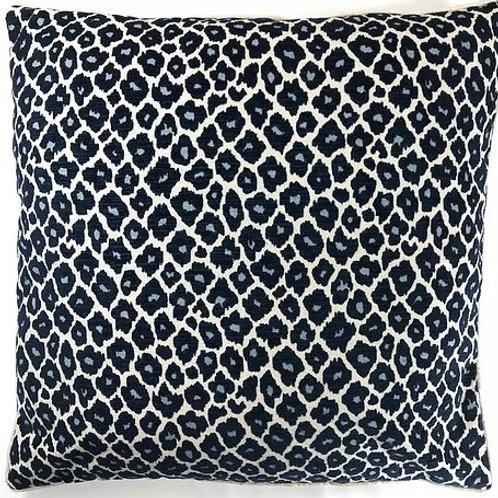 Simba Navy Pillow