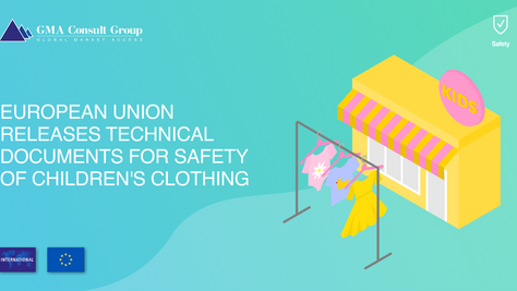 European Union Releases Technical Documents for Safety of Children's Clothing