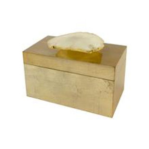 Gold Lacquered Box