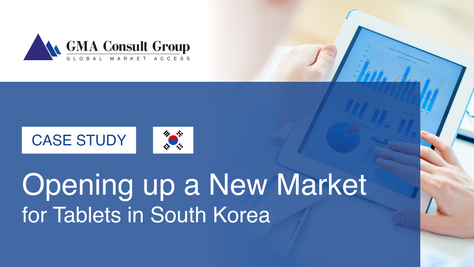 Opening up a New Market for Tablets in South Korea