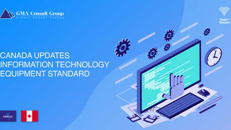 Canada Updates Information Technology Equipment Standard