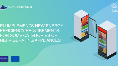 EU Implements New Energy Efficiency Requirements for Some Categories of Refrigerating Appliances