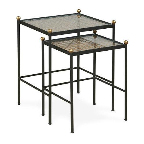 Tom-Tom Nesting Tables