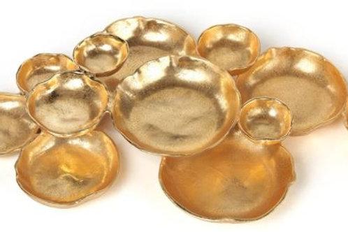 Cluster 12 serving bowls