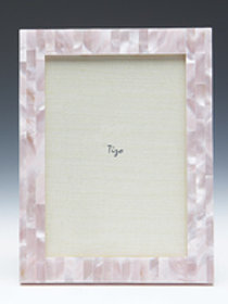 Mother of Pearl Pink Frame