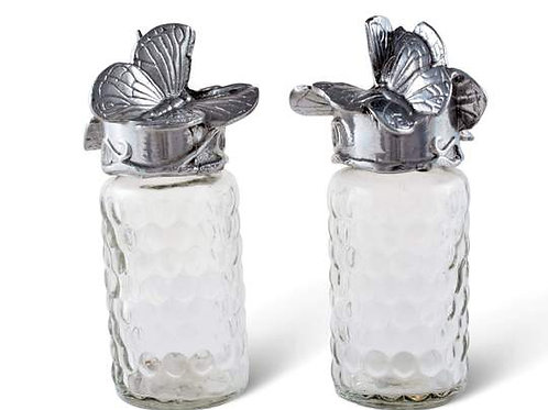 Butterfly Salt and Pepper Set