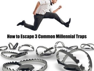 How to Escape 3 Common Millennial Traps