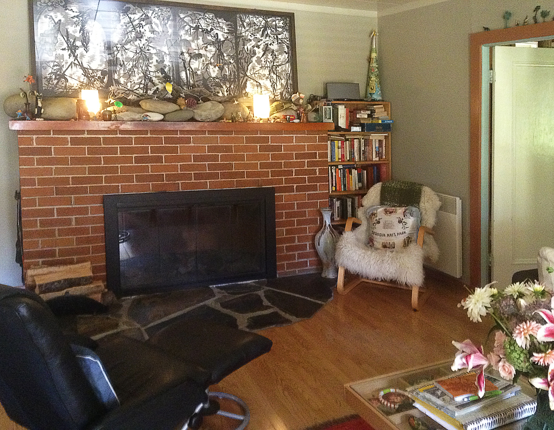 fivespot fireplace 2