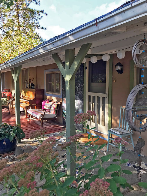 Merrynook Cabin