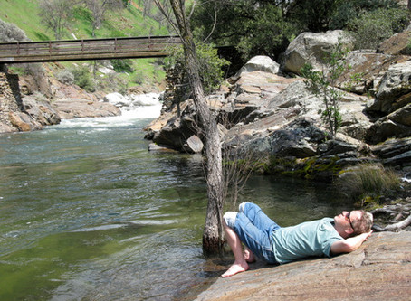 Napping in our National Parks