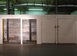 Walls installation