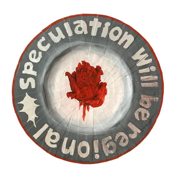 Commemorative _Speculation will be regio