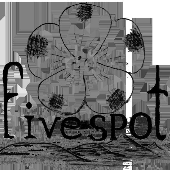 fivespot cabin logo