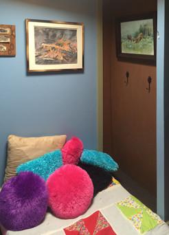 the tiny bedroom, aka Bohemian Girl