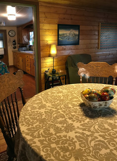 dining area detail