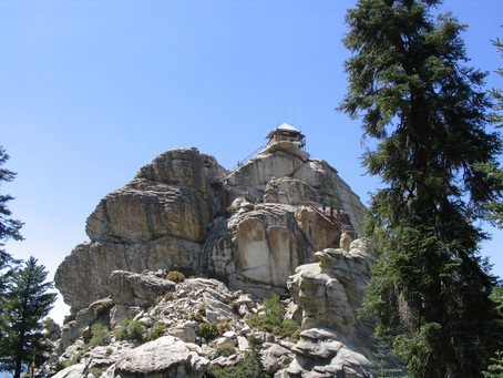 Buck Rock Fire Lookout