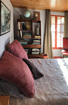 bedroom 2, more books