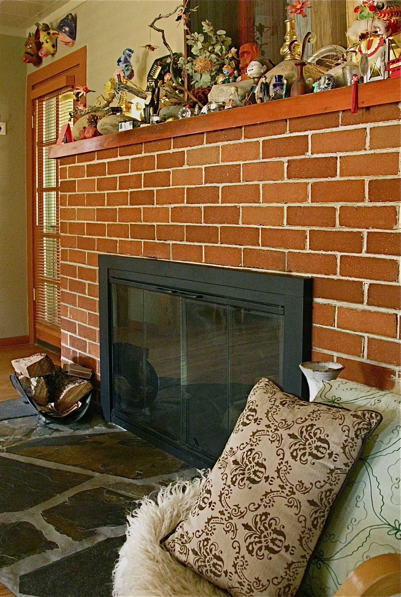 fivespot fireplace 1