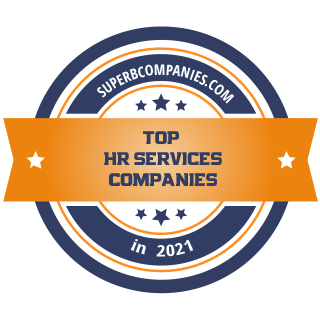 We're among Superb Companies in HR Services Globally!