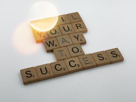 How to Fail Forward at Work?
