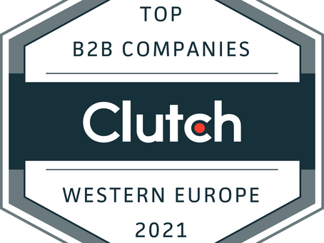 YoBusiness Named Among Western Europe's Top B2B Companies for 2021