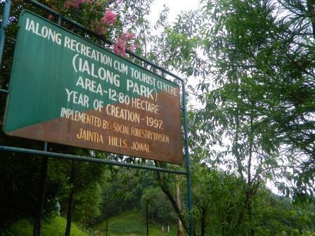 Ialong Park in Jowai, Jaintia Hills. Image credit - https://commons.wikimedia.org/wiki/File:%22IALONG_PARK%22.jpg