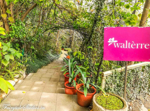 Walterre - Recommended boutique stay in Dehradun