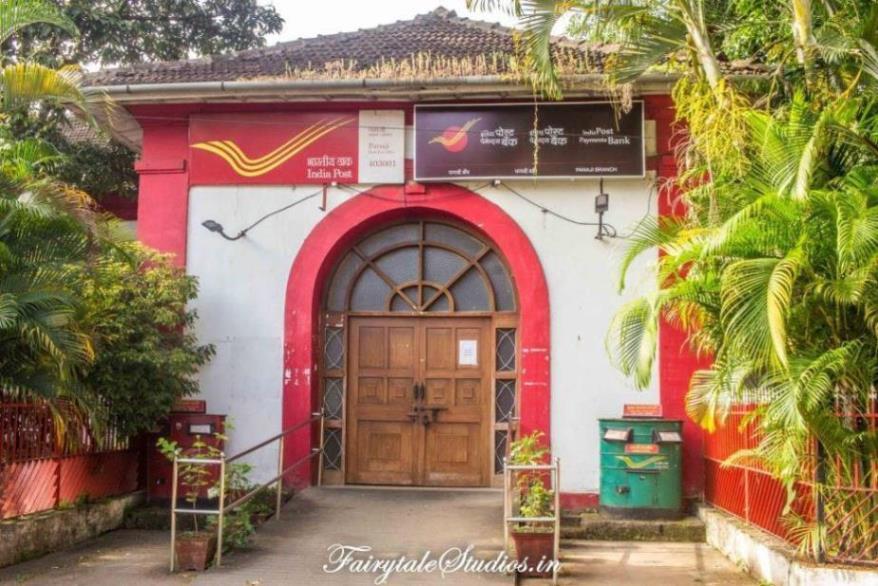 Post office of Panjim, Goa