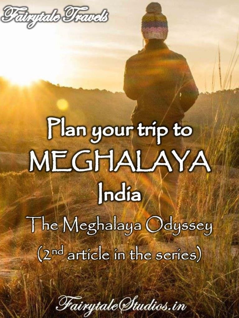 The 2nd blog in the series highlights on the places you can visit in Meghalaya and will help you plan and design your itinerary