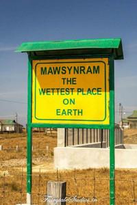 Mawsynram_Mawlyngbna Village_The Meghalaya Odyss
