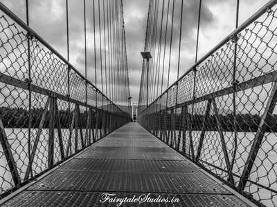 Suspension bridge_Places to visit around