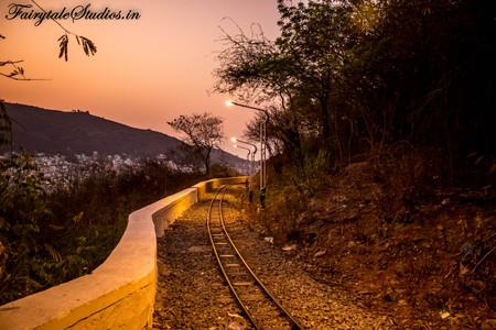 Gandhi Hill_Vijayawada_Fairytale