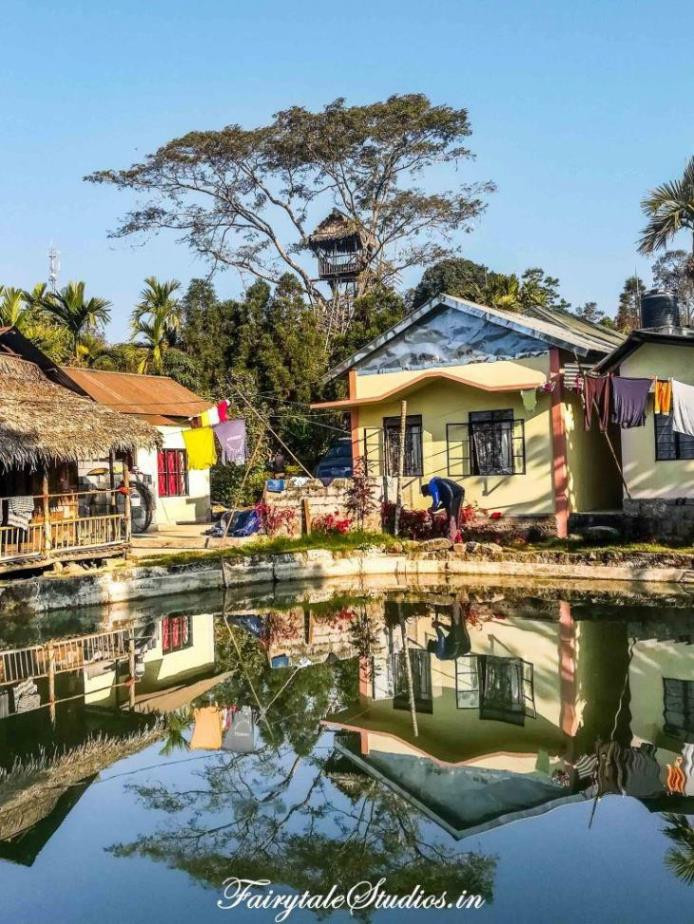 Mawlynnong, the cleanest village in Asia