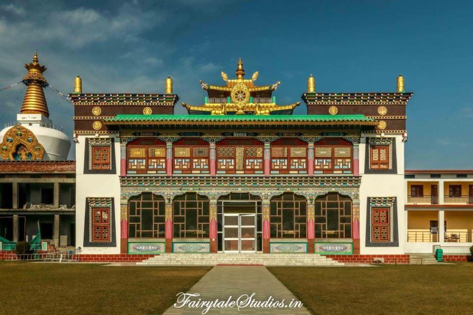 Mindrolling Monastery, Clement Town - Dehradun, Uttarakhand - India
