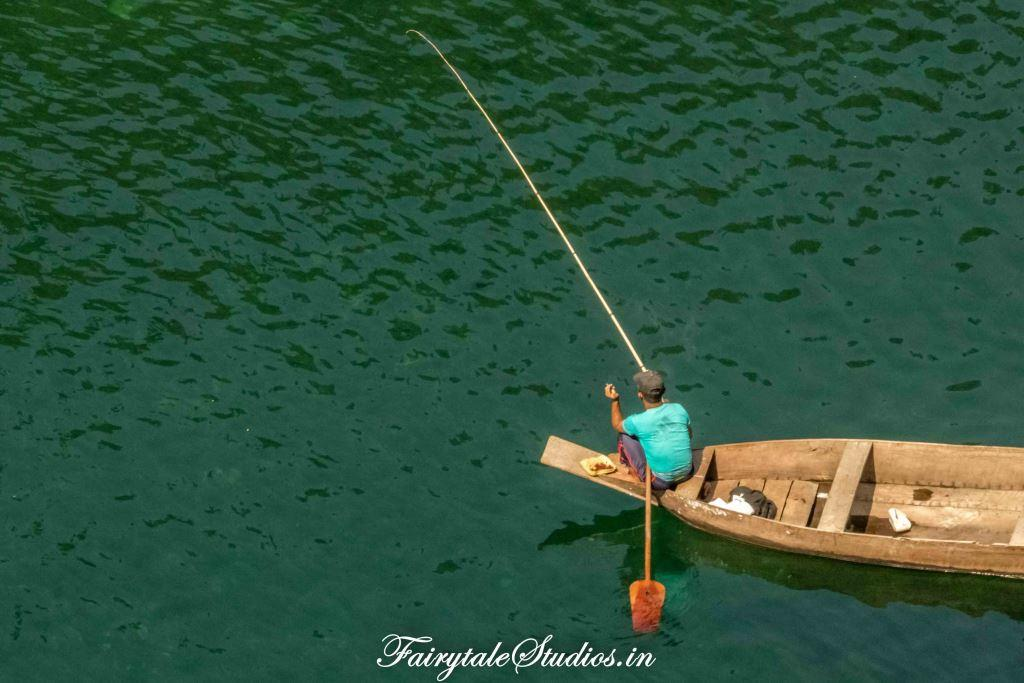 Green hues of river_Umngot river_Meghalaya Odyssey_Fairytale Photo blogs (4)