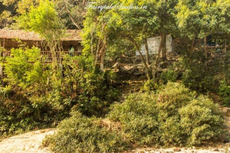 18. Shnongpdeng_Pioneer Adventures dining area_The Meghalaya Odyssey_Fairytale Travel blog