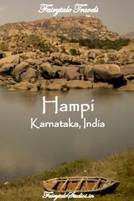 Hampi in Karnataka