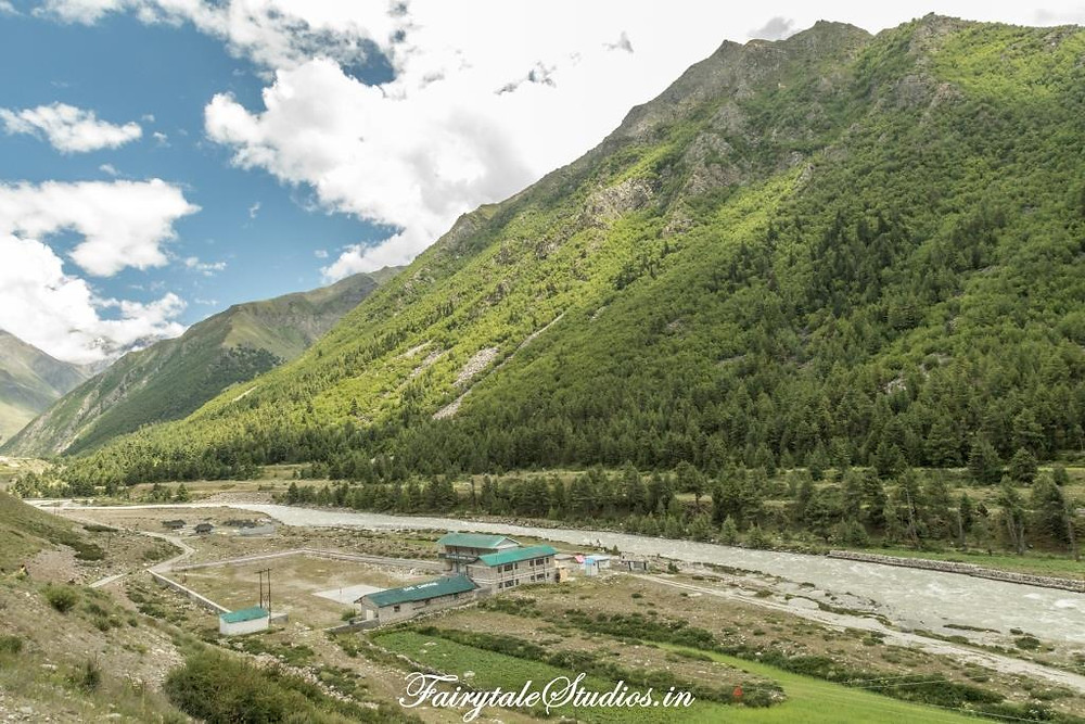 Views of Baspa river from Chitkul village_Plan your trip to Spiti Valley