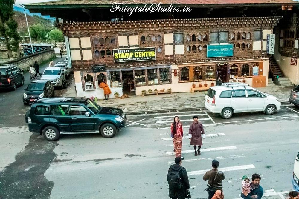 Traffic rules in Bhutan