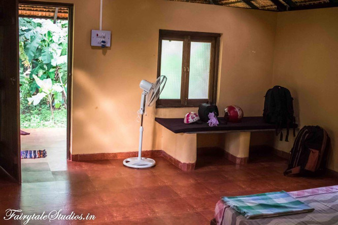 Cottages_Dudhsagar plantation spice farm
