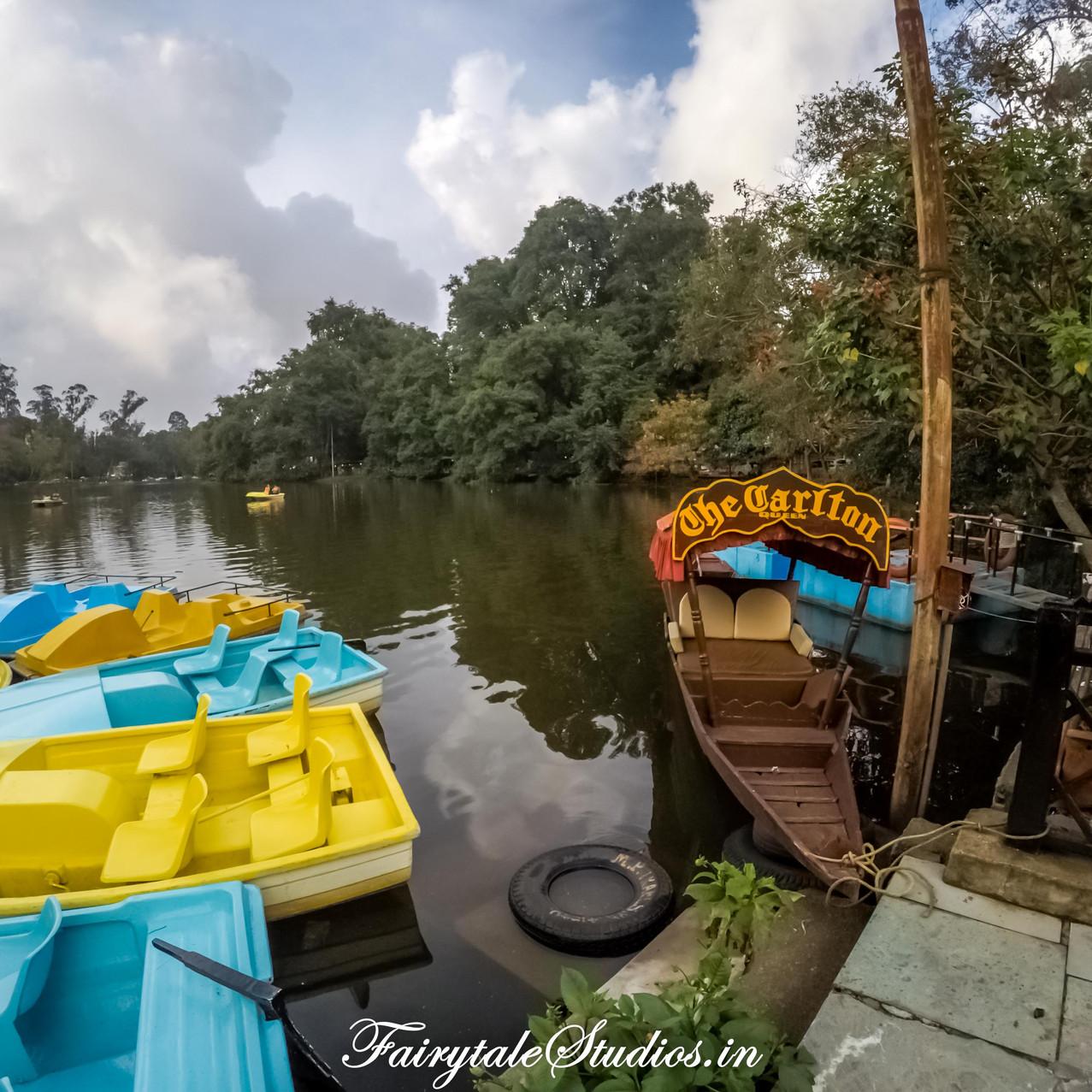 Boating_The Carlton Kodaikanal_Fairytale Travels (2)