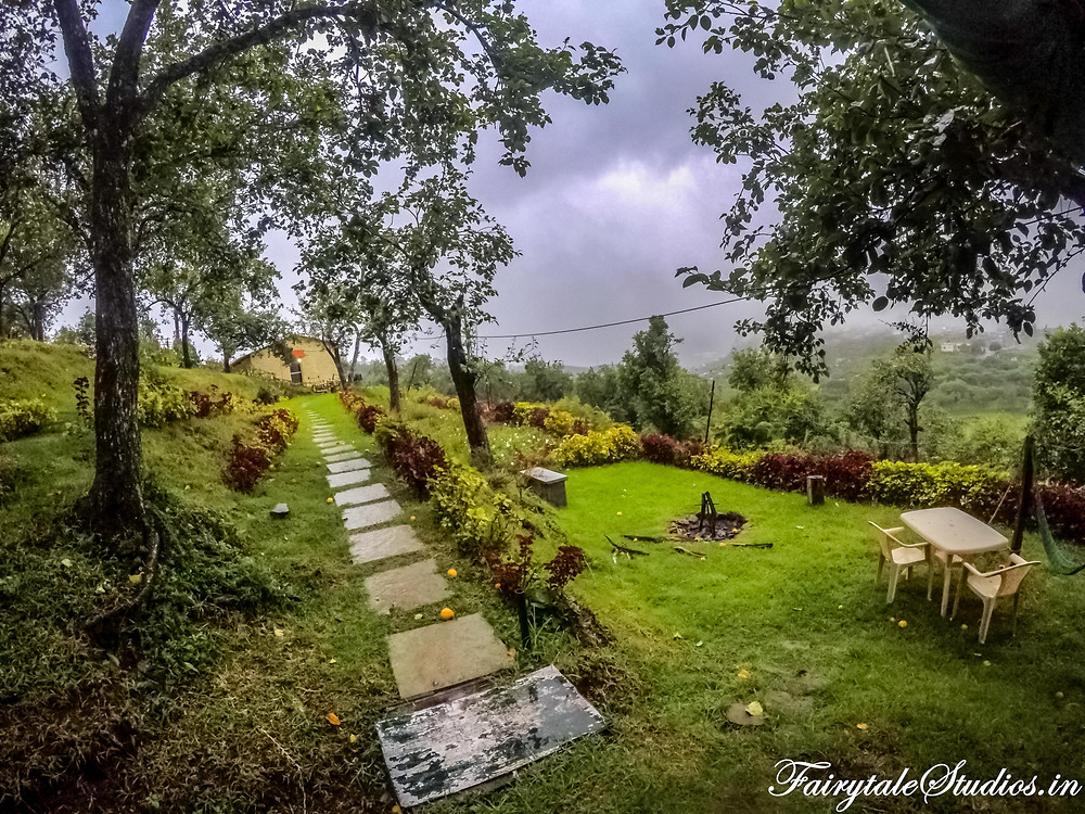 The atmosphere, the setting , the views leave you breathless @ The Pear County, Kodaikanal