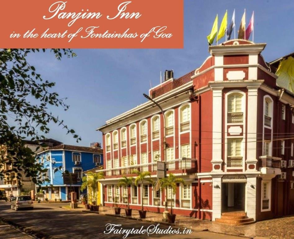 WelcomHeritage Panjim Inn, Goa