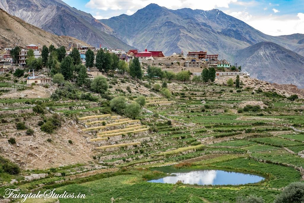 Nako village_Kinnaur valley, Himachal Pradesh - India