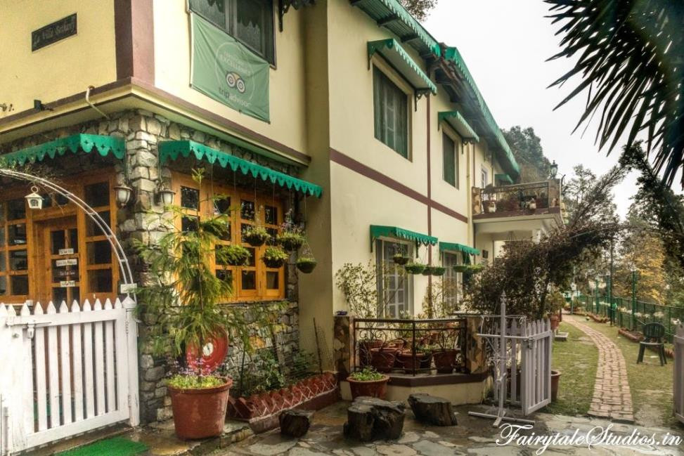 La Villa Bethany - Boutique homestay in Landour (near Mussoorie), Uttarakhand - India