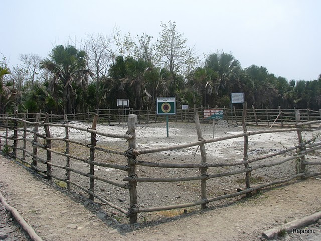 Mud volcanoes at Baratang islands_The Andaman Odyssey_Fairytale Travels