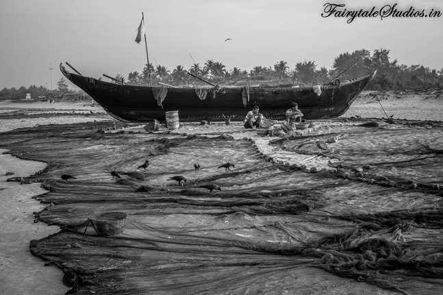 Benaulim beach_Goa_Fairytale Travels