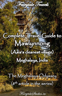 Mawlynnong - Travel guide, Meghalaya