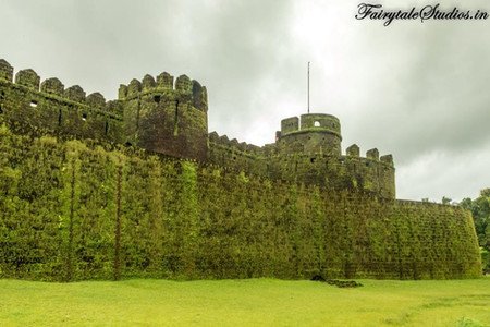 Mirjan fort_Places to visit around Gokar