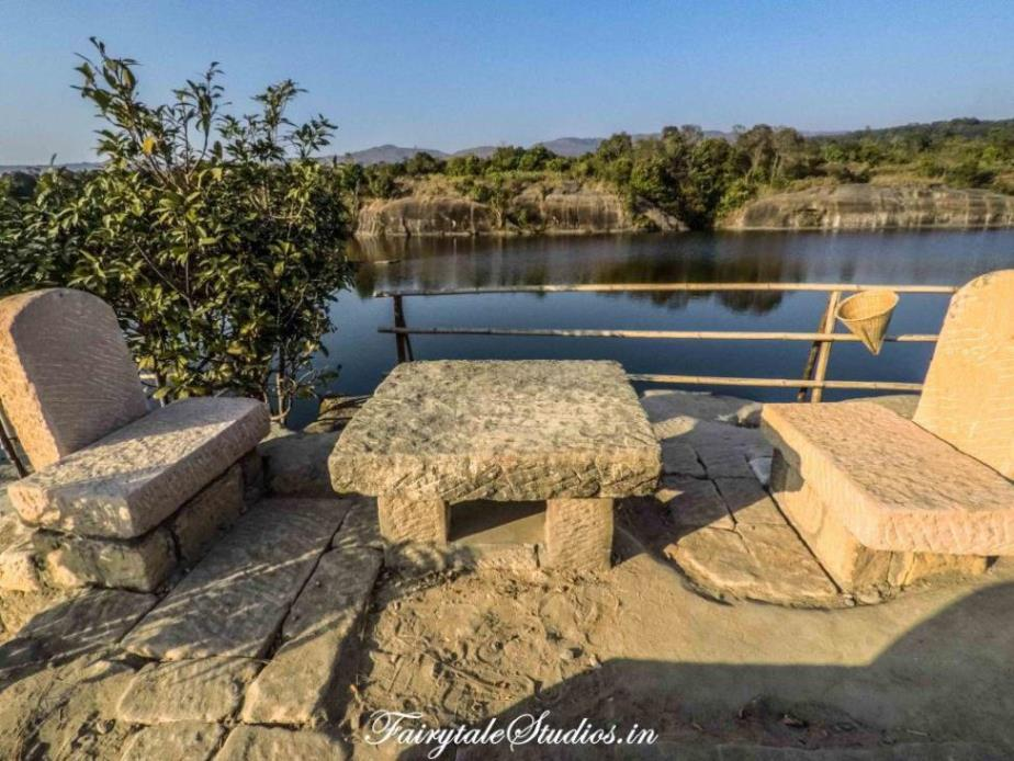 Umkhakoi resorvoir_Mawlyngbna Village_The Meghalaya Odyssey